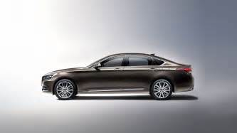 bmw series 5 2017 hyundai genesis g80 makes its debut at busan motor drivers magazine