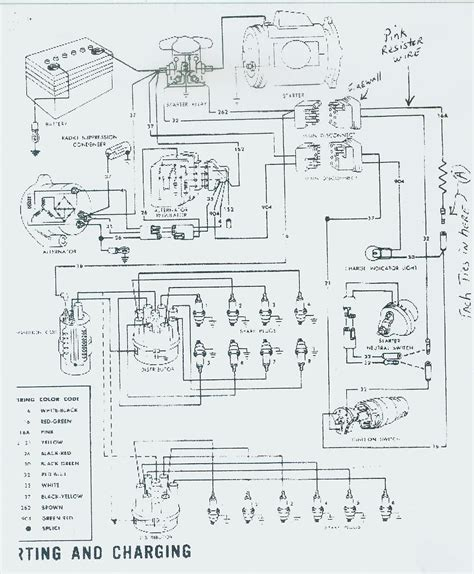 1996 Ford Mustang Starter Wiring Diagram by 1968 Mustang Wiring Diagrams With Tach Help Ford