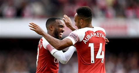 confirmed  arsenal starting xi  face newcastle