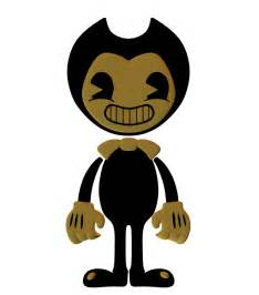 Bendy the Machine and Ink 3D Model