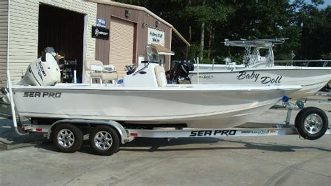 Sea Pro Boats For Sale Georgia by Sea Pro Bay Boat Boats For Sale In Georgia
