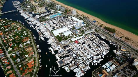 Boat Show Hotels Fort Lauderdale by Cruising Fort Lauderdale Boat Show The Coolest Things On