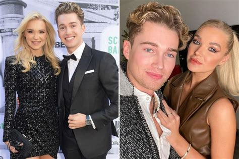 AJ Pritchard's girlfriend Abbie Quinnen wows on first red ...