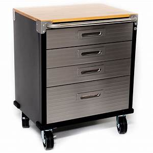 Maxim, Hd, 4, Piece, Supersize, Garage, Storage, System, Stainless, Workbench, And, Steel, Upright, Cabinet