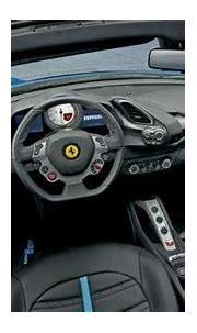 2019 Ferrari Portofino Interior   Ferrari, Ferrari 488 ...