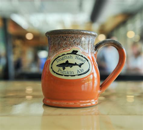 Punkin season is back … and so are our ceramic growlers ...