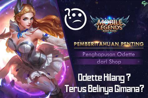 Odette Akan Dihapus Dari Mobile Legends?