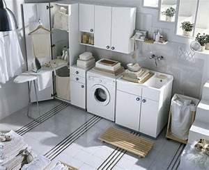 Farbe Für Waschküche : einrichtungsideen f r waschk che ~ Sanjose-hotels-ca.com Haus und Dekorationen