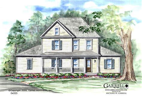 garrell associates  sullivan house plan