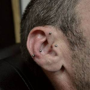 Types Of Ear Piercing Popular Among Men