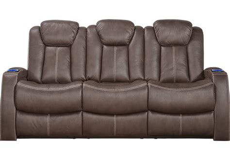 microfiber reclining sofa with console microfiber recliner sofa sofa the honoroak