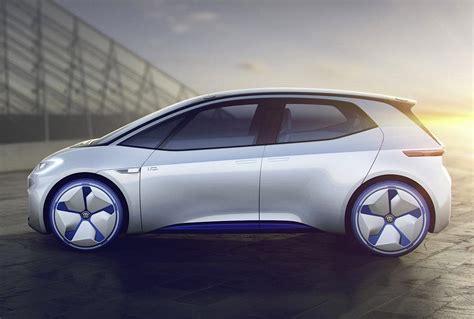 Volkswagen Id Concept 600 Km Con Un Pieno Di Energia