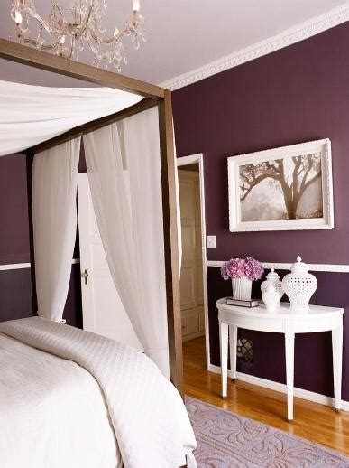 Plum Colored Bedrooms by I Like This Plum Color For The Bathroom With A Gray With