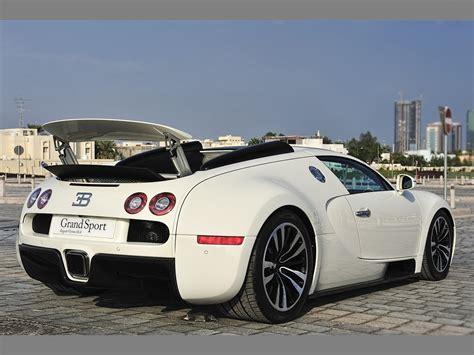 Bugatti Veyron 16.4 Grand Sport 2010 Exotic Car Wallpaper