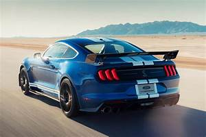 2021 Ford Mustang Shelby GT500 Getting Surprise Update | CarBuzz