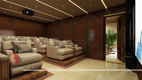 home theatre interior design modern 3d interiors design 3d house interior design 3d