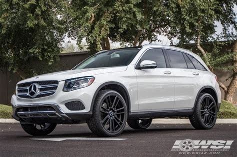 Mercedes Glc Class Modification by 2016 Mercedes Glc Class With 22 Quot Koko Kuture Wheels