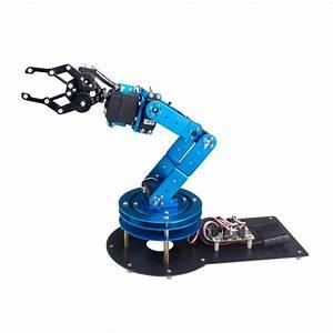 Qualcomm Rb3 Robotic Arm Project