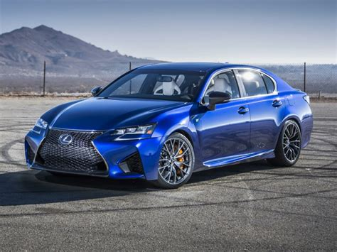 lexus gs  sedan models price specs reviews carscom