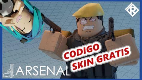Use star code bandites when buying robux or premium! NUEVO CODIGO ARSENAL SKIN GRATIS ROBLOX - YouTube