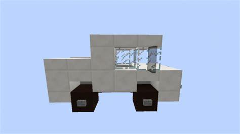 minecraft pickup truck vehicle pickup truck new minecraft project