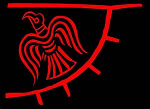 Viking Raven Banner by ~dennistraberg on deviantART