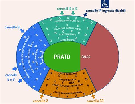 Ingressi Arena Di Verona Informazioni Concerto Tiziano Ferro Allo Stadio Bentegodi