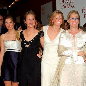 Meryl Streep and daughters Louisa, Grace and Mamie | Moms ...
