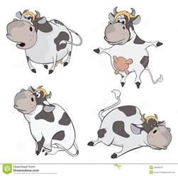 Cow Cartoon Clip Art