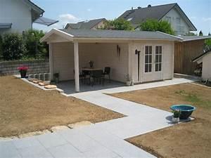 Terrasse Mit Holz : gartenhaus mit terrasse aus polen wohndesign und einrichtungs ideen ~ Whattoseeinmadrid.com Haus und Dekorationen