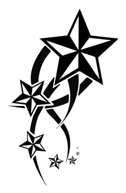 Free Nautical Star Outline, Download Free Clip Art, Free