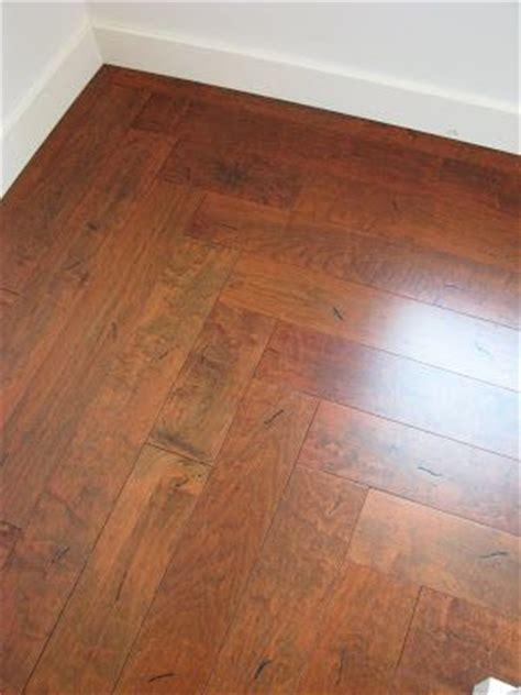 Yumi Floor L by Wood Flooring Installed Around A Corner Hallway Decor