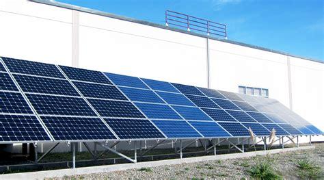 great debate monocrystalline  polycrystalline solar panels waste  energy international