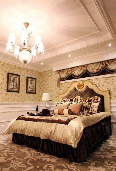faux plafond pour chambre faux plafond moderne dans la chambre à coucher et le salon
