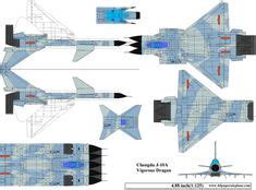 4d Model Template Of Mikoyan Gurevitch Mig 21 Fishbed