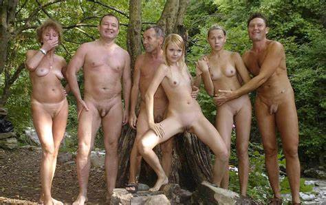 Outdoor Italian Orgy Teenie And Junior
