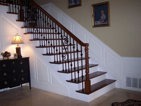 Winsome Contemporary Stair Railing With Brilliant