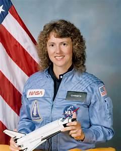 Christa McAuliffe - NASA Teacher in Space