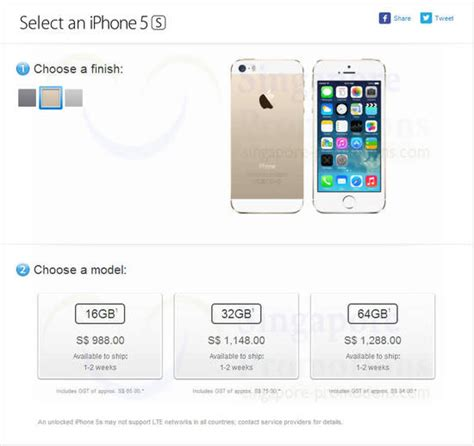 iphone 5s for no contract apple iphone 5s gold no contract stock now available