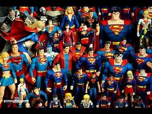 Superman The Man of Steel Action Figure Collection DC ...