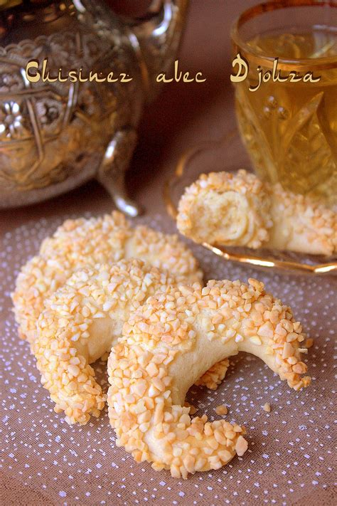tcharek el ariane croissants aux amandes recettes