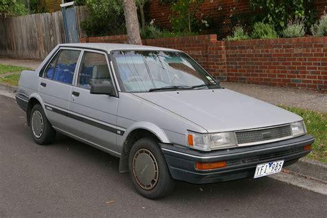 Toyota Corolla (E80)   Wikipedia