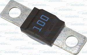 Midi Fuse Kit 2x Holders 3x 100a Amp Fuses Dual Battery