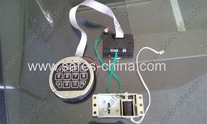 Digital Gun Safe Lock Manufactuer Ningbo   Electronic Safe