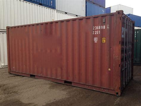 Schiffscontainer Gebraucht Kaufen by 20 Fu 223 Seecontainer Gebraucht Wwt