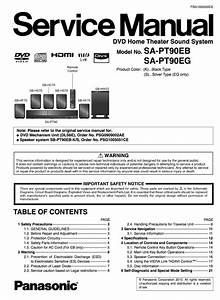 Pin On Panasonic Service Manuals