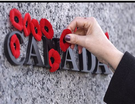 Remembrance Day Ceremony - Special coverage airs on CBC ...