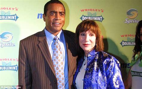 Ahmad Rashad and millionaire ex-wife Sale Johnson's ...