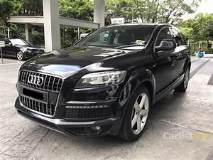 Audi Q7 2010 TFSI Quattro 3 0 in Kuala Lumpur Automatic SUV Black for RM 160,000  3545369