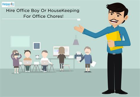 hire office hire office boy or housekeeping for office chores